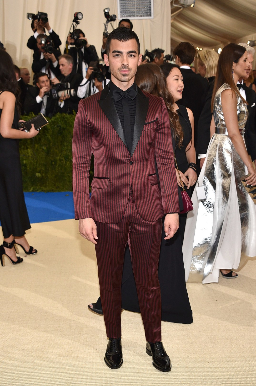 Joe Jonas Met Gala in HM